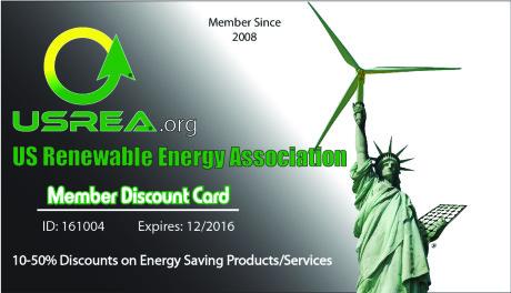 USREA Member Discount Card