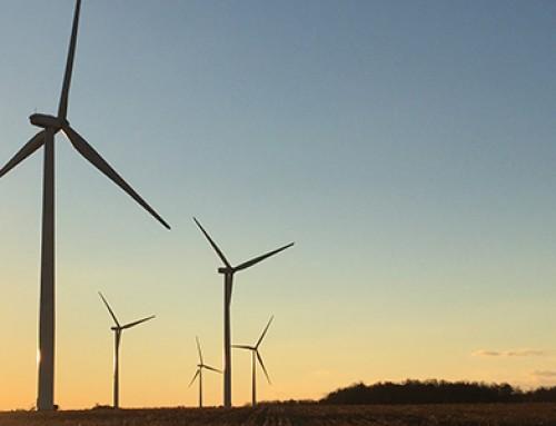 Invenergy – Sale of Corriegarth Wind