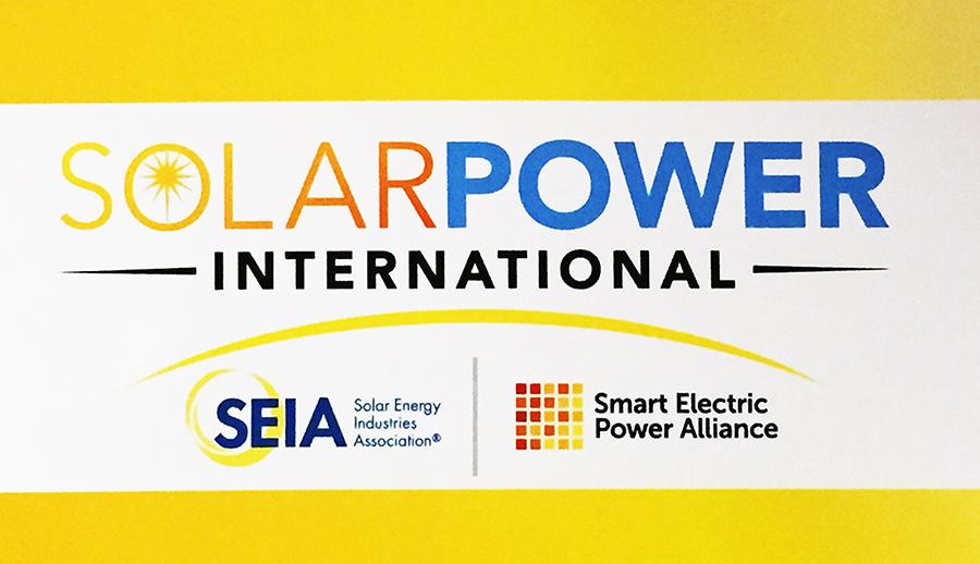 Solar Power International 2016
