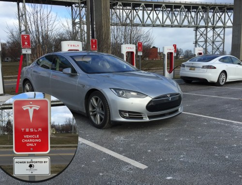 Signs Point to DoubleTree and Tesla Charging Ahead