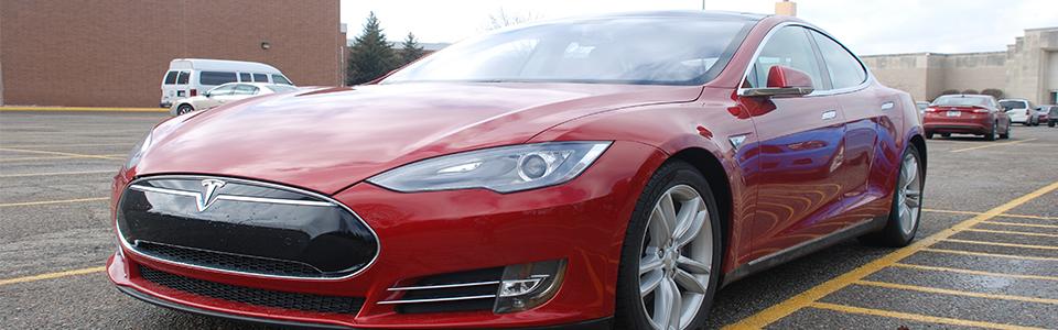 Tesla… Cha-Ching!