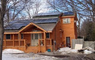 Passive Home Solar