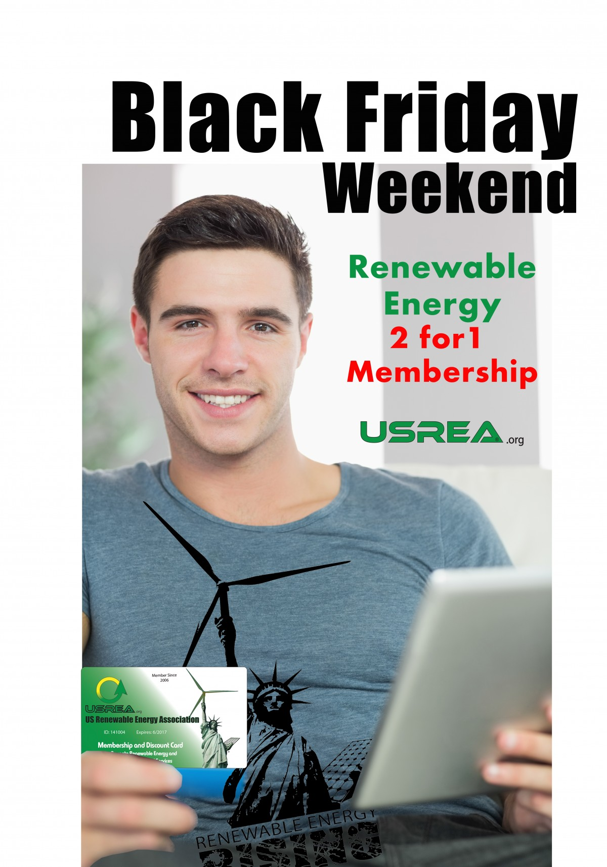 Black Friday at USREA