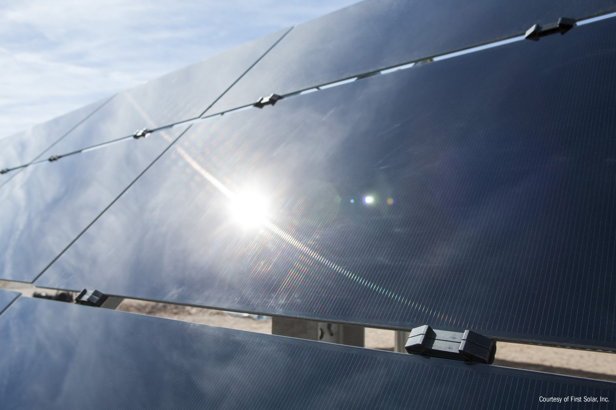 First Solar Module 5