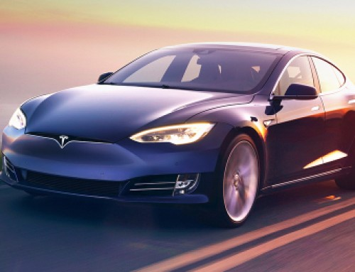 Tesla S 60 Reaches End of the Road
