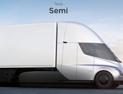 Semi – Tesla?
